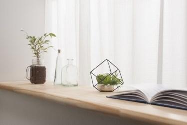 持て余しがちなキッチンの出窓をおしゃれに活用する方法!