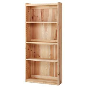 ヒノキクラフトの本棚