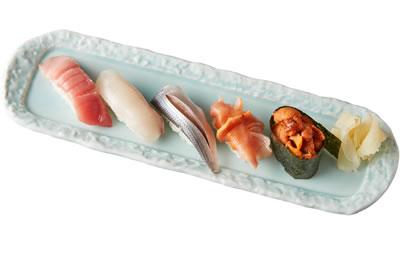 寿司:にぎり