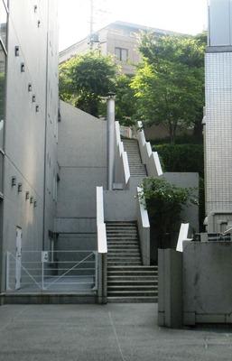 逢坂 階段