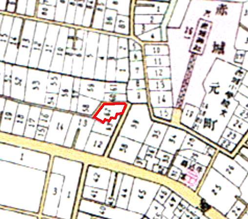 矢来町62番地