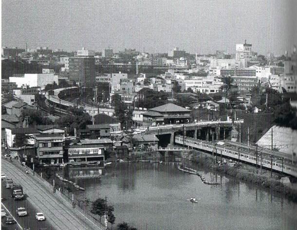 飯田橋の遠景