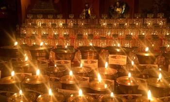 Amitabha Empowerment and Retreat