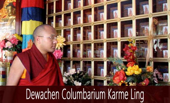 Karme Ling Columbarium