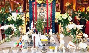 Nyungne (Saga Dawa 2019) with Lama Karuna
