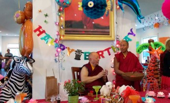 Khenpo Karthar Rinpoche 96th Birthday Celebration
