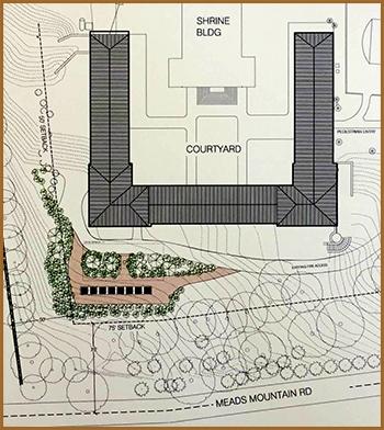 Stupa site plan KTD