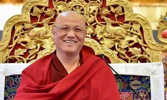 Kyabje Sangye Nyenpa Rinpoche - KTD