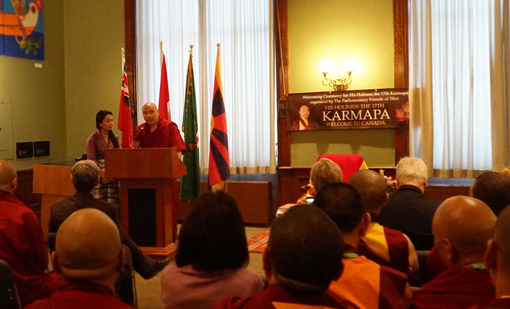 Karmapa in the Media