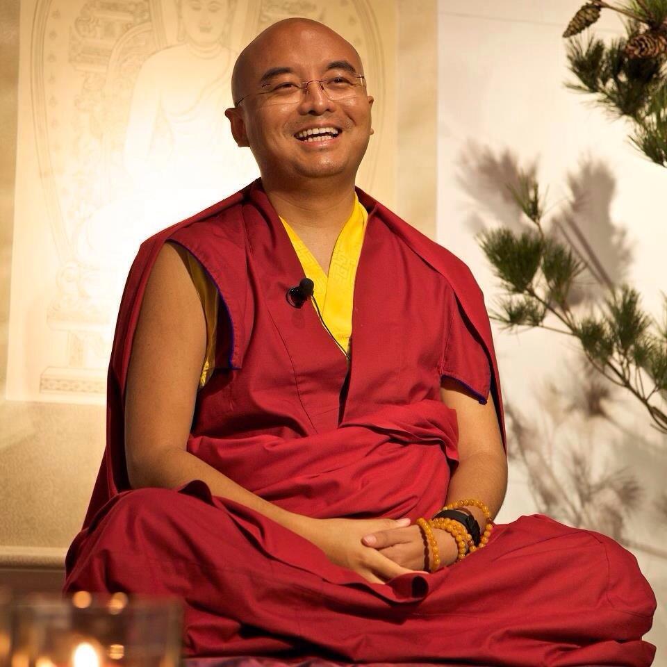 Resultado de imagen para Yongey Mingyur Rinpoche
