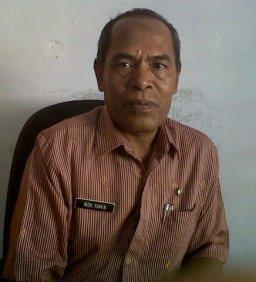 Sekretaris Dinas Dikpora Kota Bima Muhammad Yamin. Foto: Bin