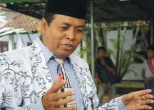 Ketua PGRI Kota Bima, Drs. H. Sudirman H. Ismail, M.SI. Foto: mediagardaasakota.blogspot.com