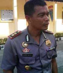 Kapolre Bima Kota, AKBP Benny Basir. Foto: DEDY