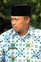 Kabag Humas dan Protokol Setda Kabupaten Bima, M. Chandra Kusuma, AP