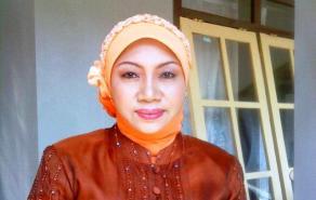 Ketua KPU Kab. Bima Siti Nursusila, Sip, MMIp