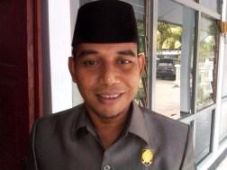 Anggota DPRD Kabupaten Bima, Masdin. Foto: Abu
