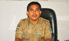 Plt. Kabag Humas dan Protokol Setda Kota Bima Ihya Ghazali. Foto: Bin