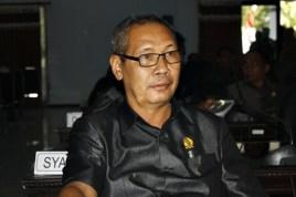 Ketua Badan Kehormatan DPRD Kabupaten Bima, Samaila SH. Foto: Bin
