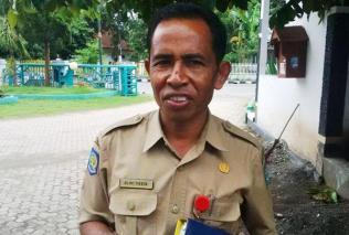 Kadis Dikpora Kota Bima Drs. H. Alwi Yasin, MAP. Foto: Bin