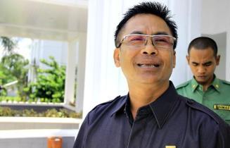 Ketua DPRD Kota Bima, Feri Sofian, SH. Foto: Bin