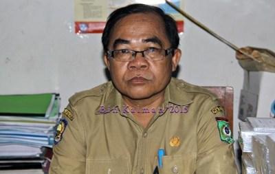 Kabid Dikmen Dinas Dikpora Kota Bima, Abdul Azis MPd. Foto: Bin