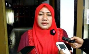 Ketua KPU Kabupaten Bima, Siti Nursusila, SIP, MM.S.IP. Foto: Erde