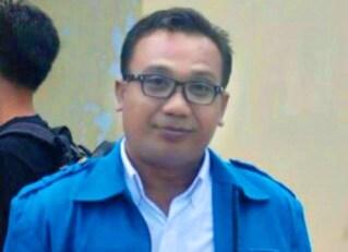 Komisioner Panwaslu Kabupaten Bima, Junaidin SPd
