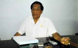 Anggota DPRD Kabupaten Bima, Muhidin. Foto: Ady