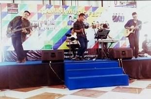 La Hila Band Perform disalah satu acara di Jakarta