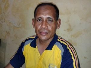 KBO Polres Bima Kota IPDA. Masdisin. Foto: Noval