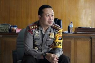 Kapolres Bima Kota AKBP. Ahmad Nurman Ismail SIK. Foto: Bin