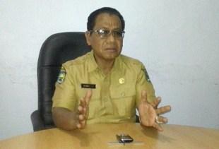 Sekda Kabupaten Bima, HM Taufik HAK. Foto: Ady