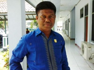 Anggota DPRD Kabupaten Bima Edy Mukhlis. Foto: Ady