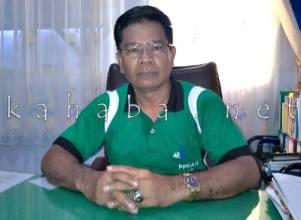 Kepala BKD Kota Bima, H. Supratman. Foto: Eric