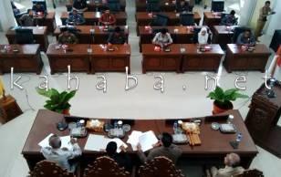 Rapat penyampaian hasil Kunker Komisi DPRD Kota Bima. Foto: Bin