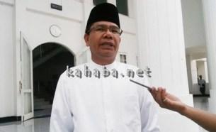 Kepala BKD Kota Bima H. Supratman. Foto: Bin
