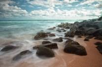 Mana among the rocks