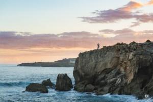 Kauai sunset engagement portrait photograph