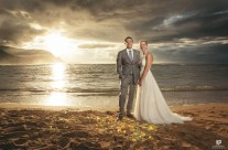 Hanalei Bay Kauai Wedding Photography