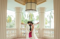 Gorgeous Architectural Wedding Ceremony