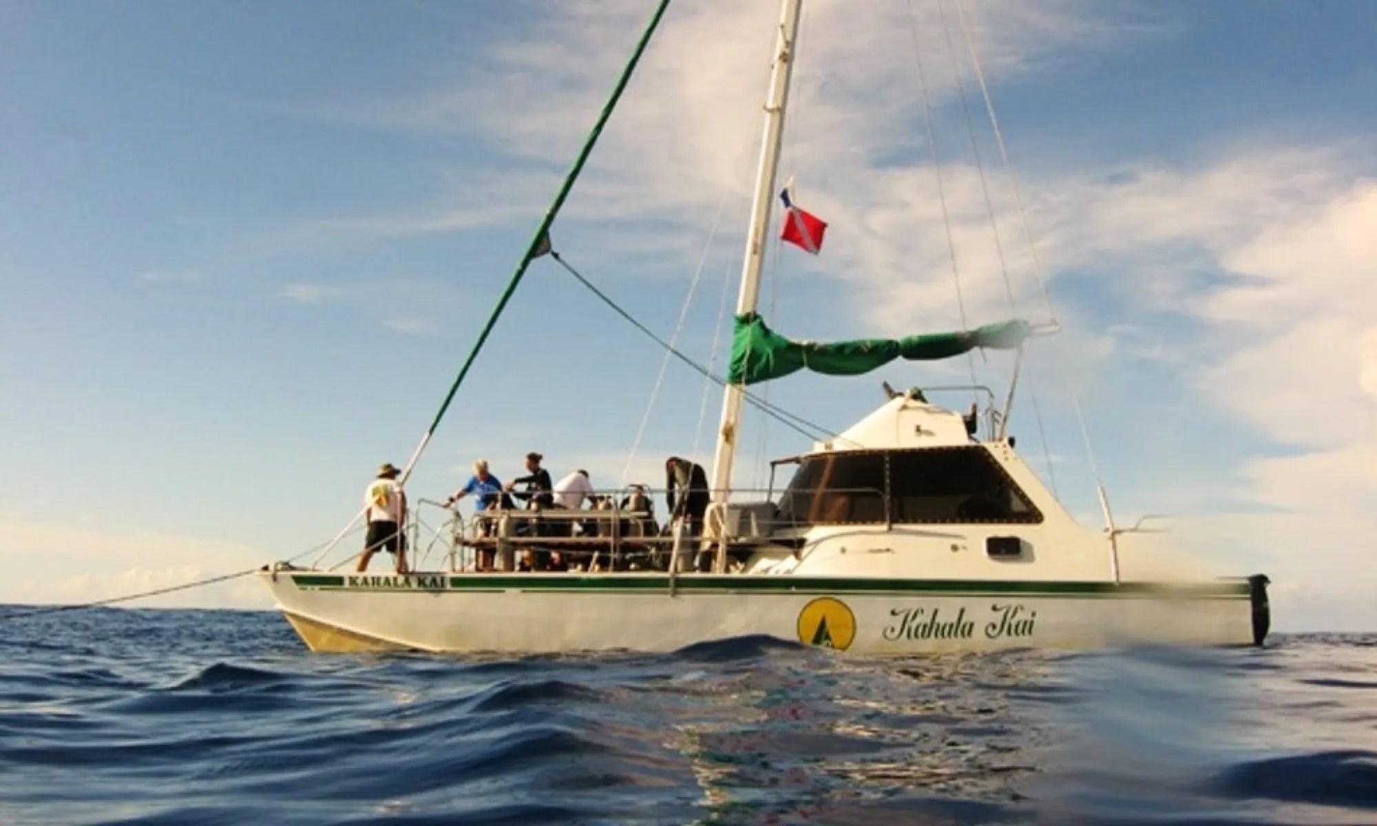 private boat charters oahu