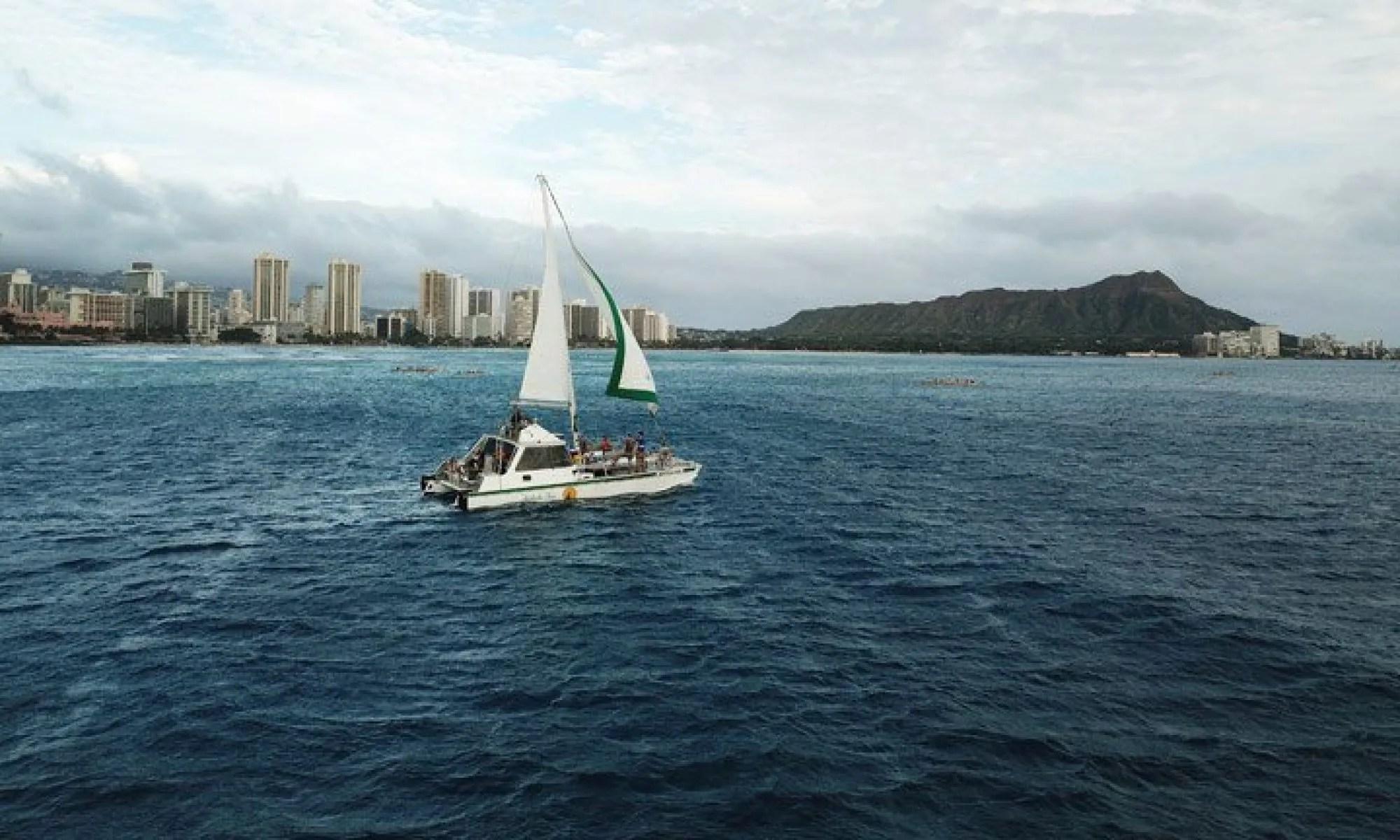 Private Yacht Sailing Charters Honolulu