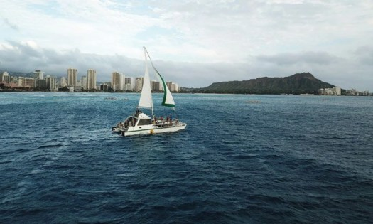 Private Yacht Sailing Charters Honolulu