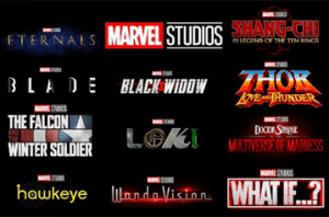 Top Marvel Upcoming Movies Released Date in (2021-2023) - Black Panther 2, Ant-Man 3, Eternals, Thor 4, Black wodow, Doctor Strange 2..