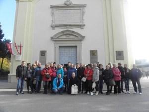 Pielgrzymka z parafii św. Józefa Oblubieńca z Kielc
