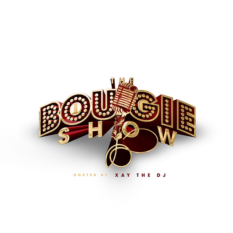 kahraezink_xay_the_dj_the_bougie_show_logo_design