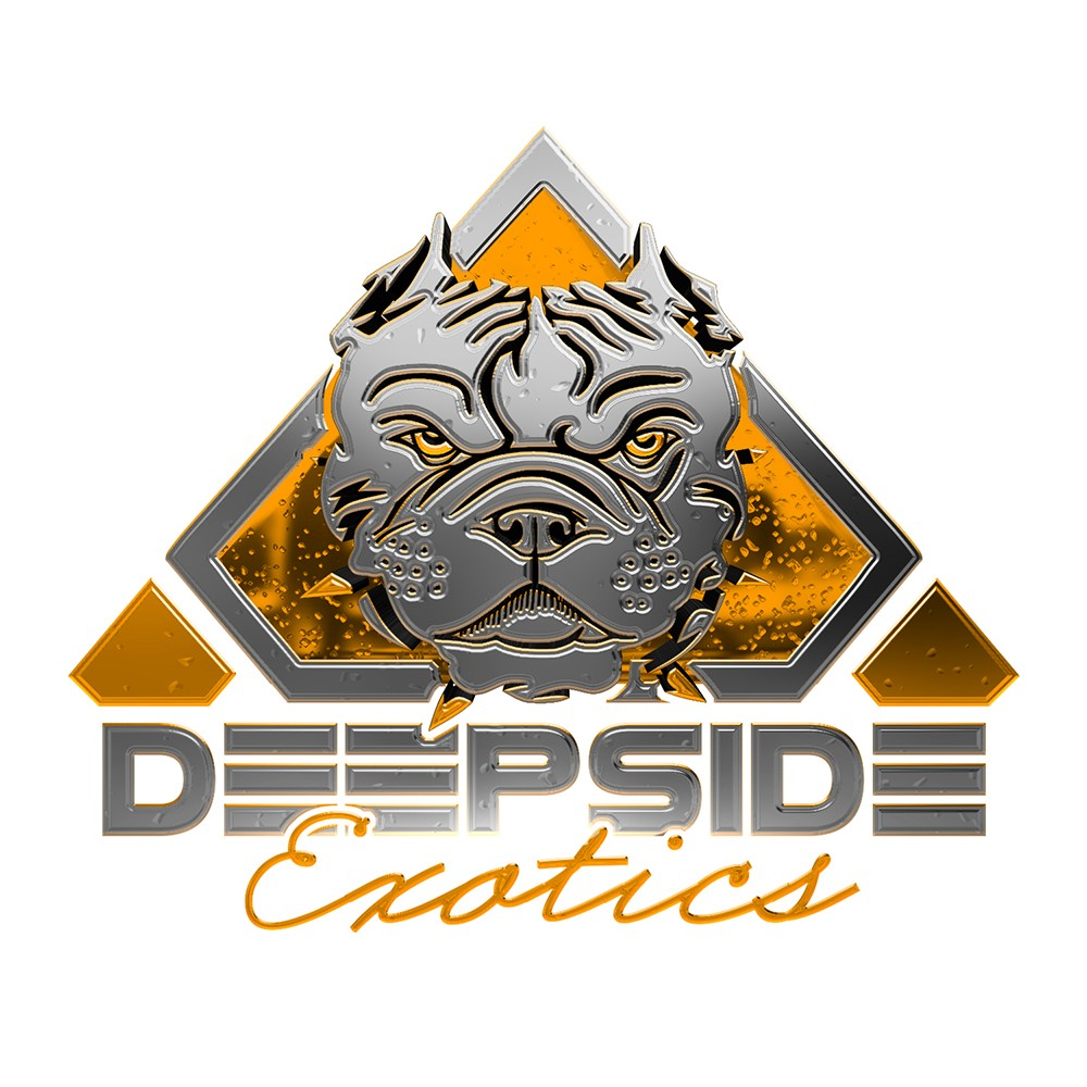 deepside_exotics_dog_kennel_logo_designed_by_kahraezink