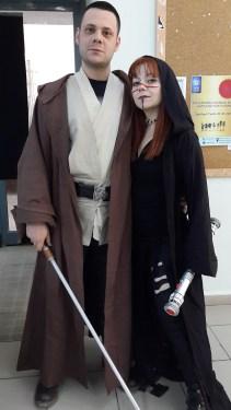 Jedi Master & Sith Warrior – Kubilay Kartal & Melis Taze