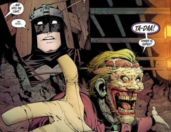 Batman: Detective Comics Vol 2 #15