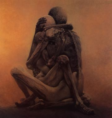 16(1,07,00)Untitled_painting_by_Zdzislaw_Beksinski_1984
